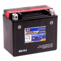 Bateria Moto Ma10-e Moura 10ah Suzuki GSX1300BK B-King GSX1300R Z Hayabusa SV650 -
