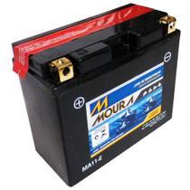 Bateria Moto Ma11-e Moura 11ah Yamaha XV 17AT 17P Road Star Silverado XVS 1100 650 V-Star -