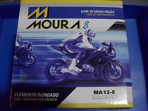 Bateria Moto Ma12E  Ytx14bs Bmw Harley Iron Sportster 883 - Moura