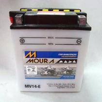 Bateria Moto  Moura Cbx 750,vulcan 750 14 Amperes Mv14e = Yb14-a2 -