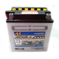 Bateria Moto Moura Mv11-DE Suzuki Virago 250 Gs 500 -  / Yb10l-a2 -