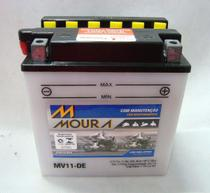 Bateria Moto Moura Mv11 Direito -