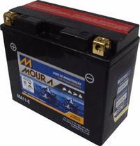 Bateria Moto Moura Yt12b-bs / Ma11 E Yamaha Fz6 N Xj6 600 -