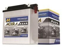 Bateria Moto Mv7x-e Bros 125 Cbx 150 200 Strada Xr Nx Xr200  - Moura