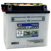 Bateria Moto Mv8-e Moura 8ah Suzuki GN125 E GS400X GSR GT380 Sebring Intrunder Yes -