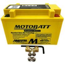 Bateria Moto Shadow 600/750 Super Tenere 1200 Z Motobatt Mbtx9u -
