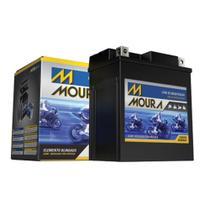 Bateria Moto Suzuki Yes125/intruder 125 MV8 E - Moura