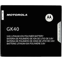 Bateria Motorola Moto G 4º Geração Play Original GK40 -