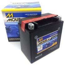 Bateria Moura 12ah Bandit 1200 Bmw F 700 800 1200 YTX14-BS -