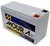 Bateria Moura 12v 7ah Moura 12MVA-7 -