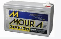 Bateria Moura 12v 9ah Moura 12MVA-9 -