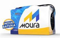 Bateria Moura 60Ah 24 Meses De Garantia - Sem Troca -