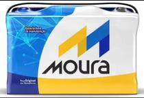 Bateria Moura 60ah Gol, Palio, Fox, Siena, Vowage 1.6 1.8 2.0 - KM baterias -