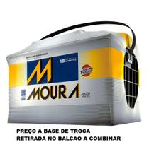 Bateria Moura 60ah M60ad -