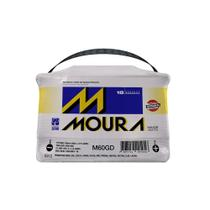Bateria Moura 60Amp 18 Meses Garantia -