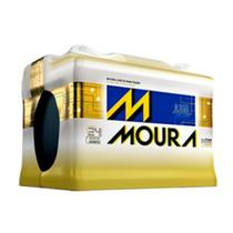 Bateria Moura Automotiva Carro 75AH MA80CD -