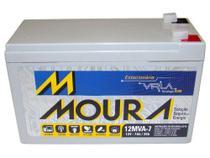 Bateria Moura Centrium ENERGY 12MVA-7 Estacionaria Nobreak 12V 7AH -