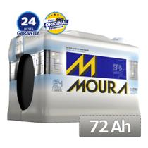 Bateria Moura EFB 72 Amperes MF72LD 12V -