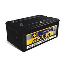Bateria Moura Log Diesel 200 AH -