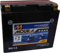 Bateria Moura Ma11-e Zx10r Fazer 600 Fz6 Drag Star 650 -
