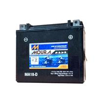 Bateria Moura MA18-D Fat Boy Special 1600/ Jet-Ski 12v 18ah -