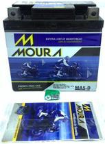 Bateria Moura Ma5-d 5ah 12v -