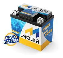 Bateria Moura Moto MA5D 125/150 CG Titan / Biz / NXR Bros / Fan / XRE300 / CRF230 -