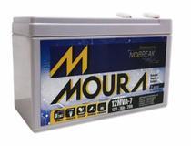 Bateria Moura Nobreak 12MVA7 APC Back-up 400 600 200 1500 -