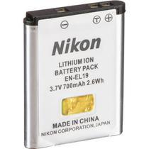 Bateria Nikon EN-EL19 para Coolpix -