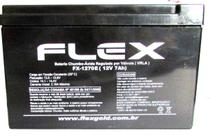 Bateria NoBreak Flex FX-1270E (12V 7Ah) -