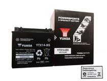 Bateria Original Yuasa YTX14-BS SUZUKI DL 1000 V-Strom -