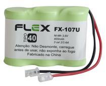 Bateria p/ telefone sem fio mod.fx-107u  x-cell - ds tools -