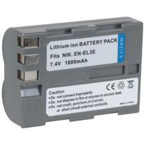 Bateria para Camera Nikon D50 D70 D80 D90 D100 D200 EN-EL3E - Bestbattery