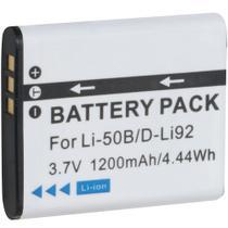 Bateria para Camera Olympus LI-50B SP-800 SZ30 TG-610 TG-620 - Bestbattery