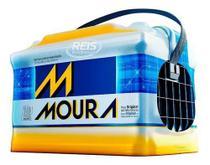 Bateria para carro Moura 60 Amperes M60AX -