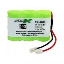 Bateria para Telefone FX-107U 3.6V  400MAH - Flex