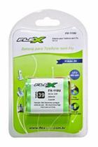 Bateria Para Telefone Sem Fio Flexgold Fx-110u -