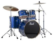 Bateria Pearl Export EXX725 SP 702 Blue Sparkle Shell Pack -