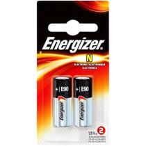 Bateria Pilha 1,5v N Lr1 910A E90 - Energizer - C/2 Unidades -