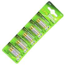 Bateria Pilha 23a 12v Cartela 5 Peças Alcalina Alarme Portão Controle - G.Pin