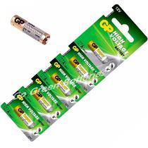 Bateria Pilha 27a 12v Cartela c/ 5 Alcalina Portão Alarme Clone - GP