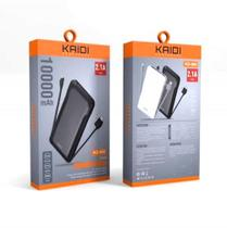 Bateria Power Bank Kaidi Slim 10000Mah Kd-560