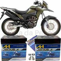 Bateria Pra Moto 190 Motocicleta Xre 190 2016 À 2018 Moura -