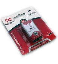 Bateria Recarregável 9v E 240mah Mox Original Alta Qualidade -