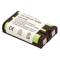 Bateria Recarregável p/telefone sem fio Panasonic 650MAH 3,6V- Rontek HHR-107 -