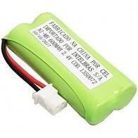 Bateria Recarregável Para Telefone Sem Fio Intelbras 3.6v 600mah 3AAA 5005 - ALFACELL