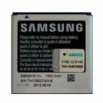 Bateria Samsung GH43-03689C EB535151VU Galaxy S2 Lite Original -
