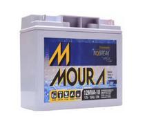 Bateria Selada 12V 18ah Moura Vrla Agm - Nobreak -