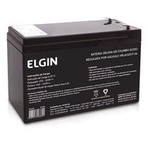 Bateria selada 12v 7ah elgin -