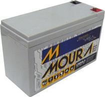 Bateria Selada Moura 9ah 12v Tecnologia Vrla / Agm -